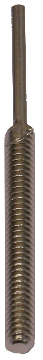 Stainless steel tip (100 μm)
