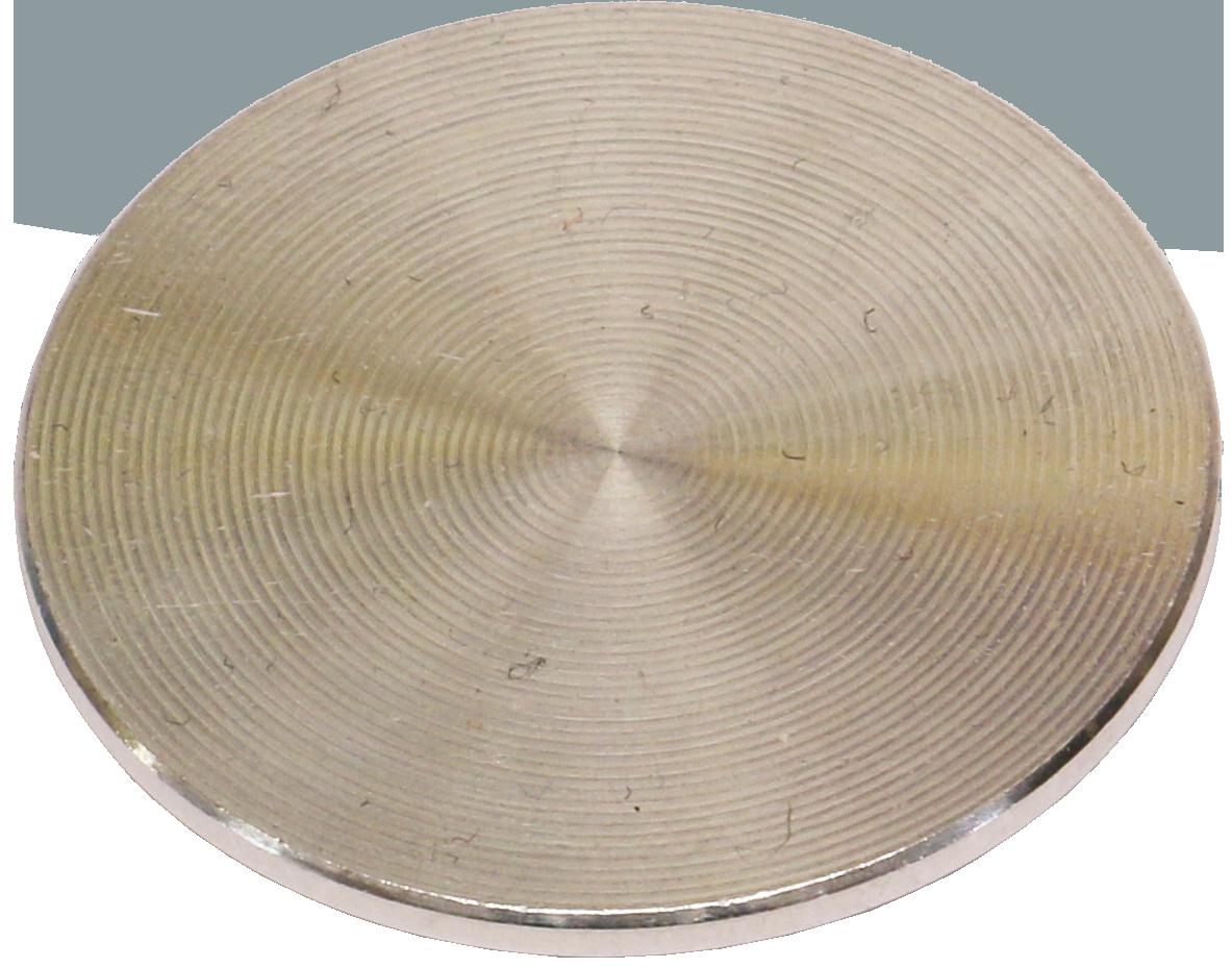 Sample mount stub / reference sample (aluminium) – pack of 5