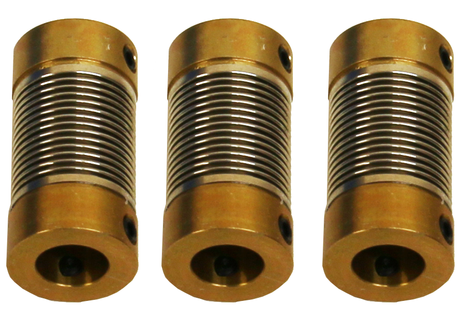 Scanning stage coupler – pack of 3